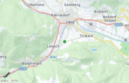 Stadtplan Amlach