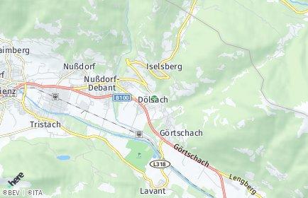 Stadtplan Dölsach
