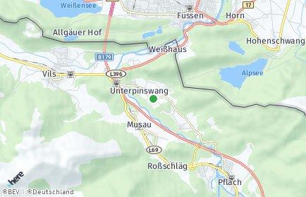 Stadtplan Pinswang