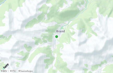 Stadtplan Brand