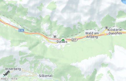 Stadtplan Dalaas