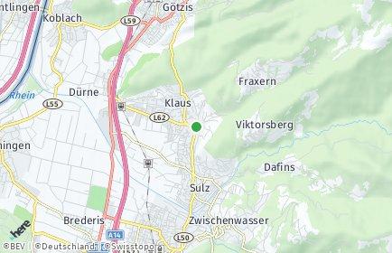 Stadtplan Weiler