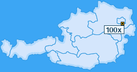 PLZ 100 Österreich