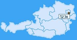 PLZ 123 Österreich
