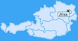 PLZ 20 Österreich