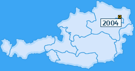 PLZ 2004 Österreich
