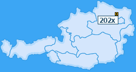 PLZ 202 Österreich