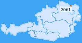 PLZ 2061 Österreich