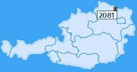 PLZ 2081 Österreich
