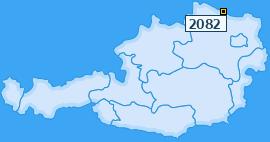 PLZ 2082 Österreich