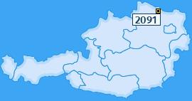 PLZ 2091 Österreich