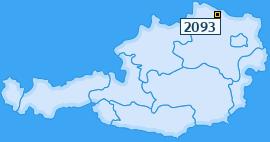 PLZ 2093 Österreich