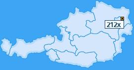 PLZ 212 Österreich