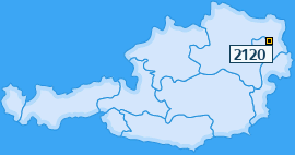 PLZ 2120 Österreich