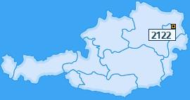 PLZ 2122 Österreich