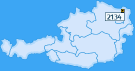 PLZ 2134 Österreich