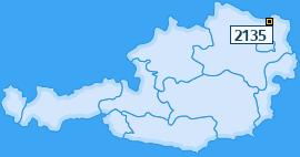 PLZ 2135 Österreich