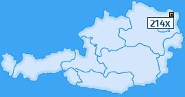 PLZ 214 Österreich