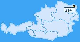 PLZ 2141 Österreich