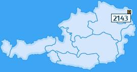 PLZ 2143 Österreich