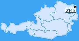 PLZ 2145 Österreich