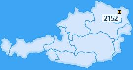 PLZ 2152 Österreich