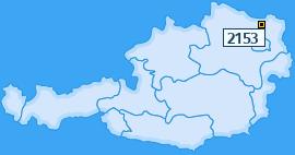 PLZ 2153 Österreich