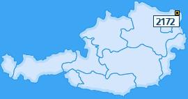 PLZ 2172 Österreich