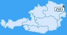 PLZ 2183 Österreich