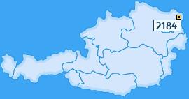 PLZ 2184 Österreich