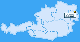 PLZ 22 Österreich