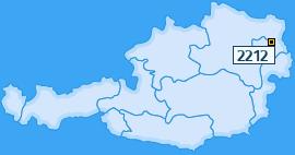 PLZ 2212 Österreich