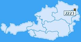 PLZ 2223 Österreich