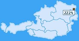 PLZ 2224 Österreich