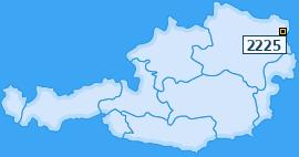 PLZ 2225 Österreich