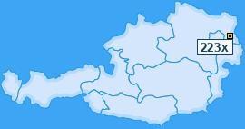 PLZ 223 Österreich