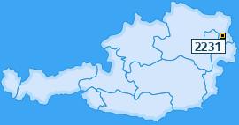 PLZ 2231 Österreich