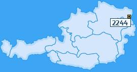 PLZ 2244 Österreich