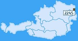 PLZ 2245 Österreich
