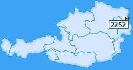 PLZ 2252 Österreich