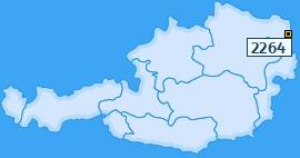 PLZ 2264 Österreich