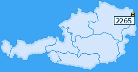 PLZ 2265 Österreich