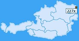 PLZ 227 Österreich