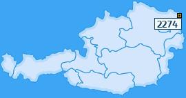 PLZ 2274 Österreich