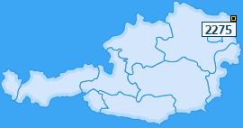 PLZ 2275 Österreich