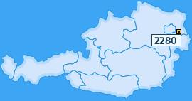 PLZ 2280 Österreich