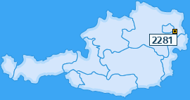 PLZ 2281 Österreich