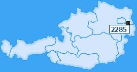 PLZ 2285 Österreich