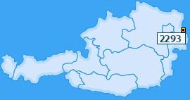 PLZ 2293 Österreich