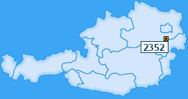 PLZ 2352 Österreich